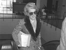 """Jean Harris spent 12 years in prison for killing the """"Scarsdale Diet"""" doctor in a lovers' quarrel.Harris had claimed it was an accident when she shot her longtime lover, Dr. Herman Tarnower, in 1980. She said she had really intended to confront him over his womanizing and then kill herself."""