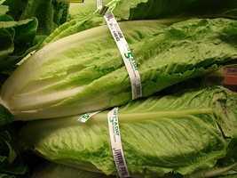 5.) Leafy Greens