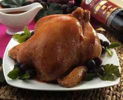4.) Chicken