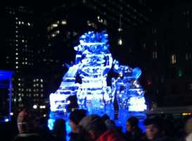Boston's First Night is the country oldest event of its kind, with ice sculptures, musical events and a Grand Procession through the Back Bay.
