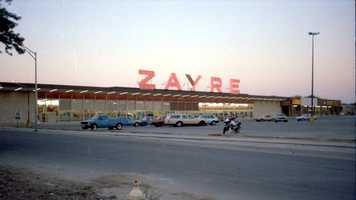 Zayre, headquartered in Framingham, was a chain of discount stores that operated in the Northeastern, Southern and Midwestern United States from 1956 to 1990.