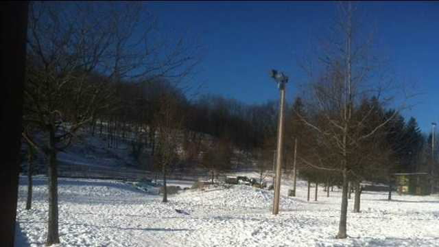 Providence girl killed in sledding accident