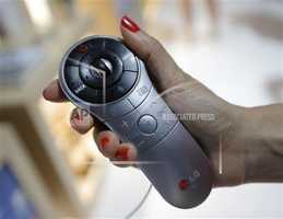 How about voice recognition on a TV remote?