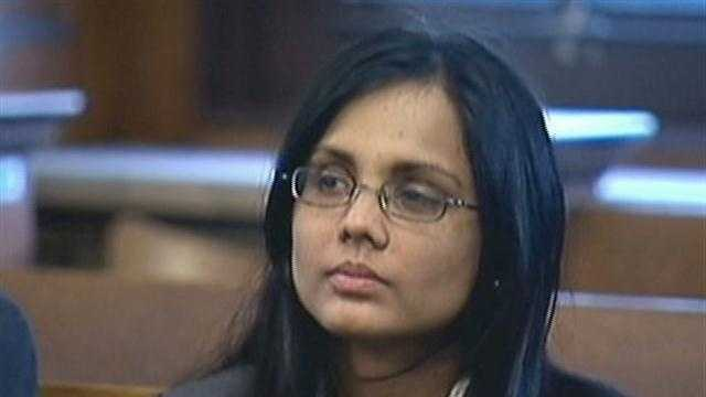 Mass chemist Annie Dookhan arraigned in drug lab case