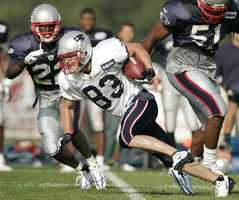 Out of high school, Welker was not recruited much as he was considered to be too small to play at the college level.