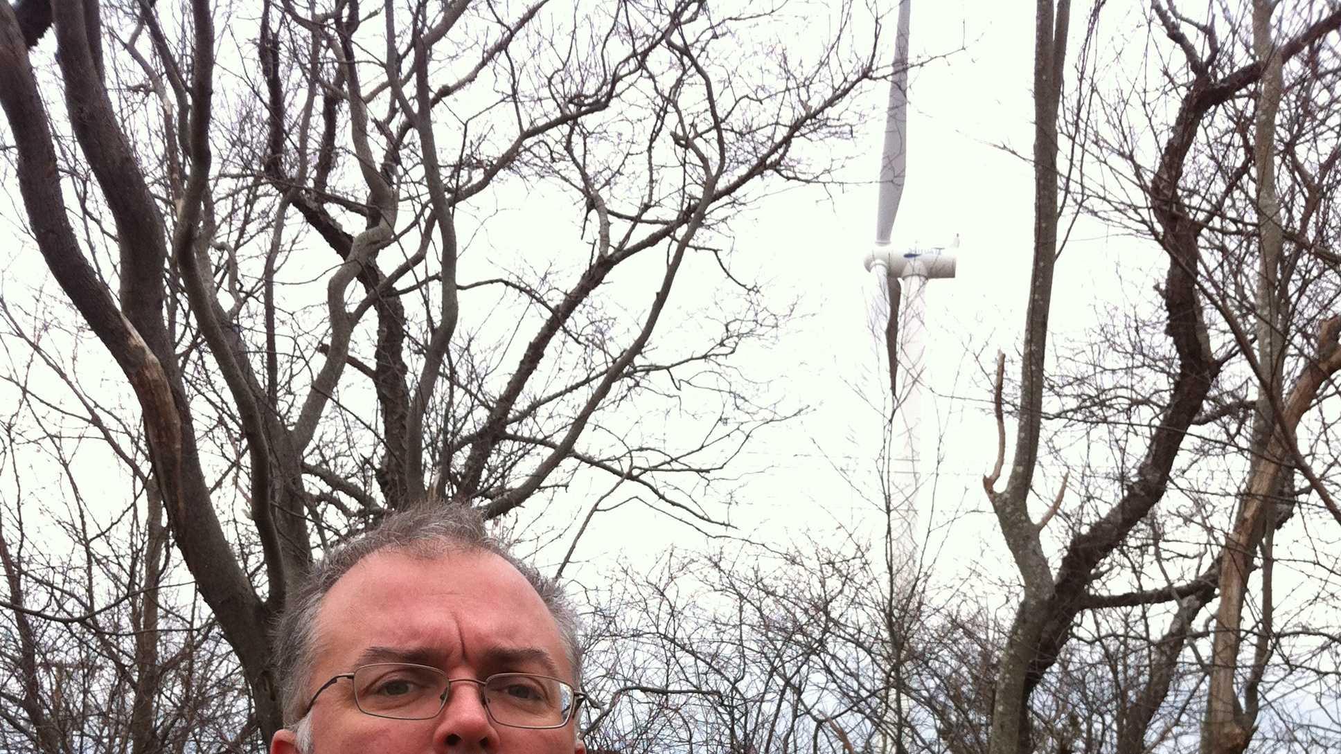 McKeever, wind turbine