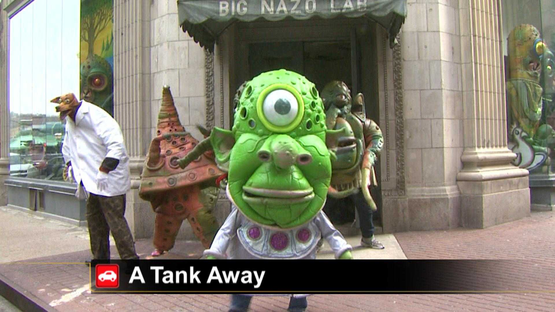 Image: A Tank Away