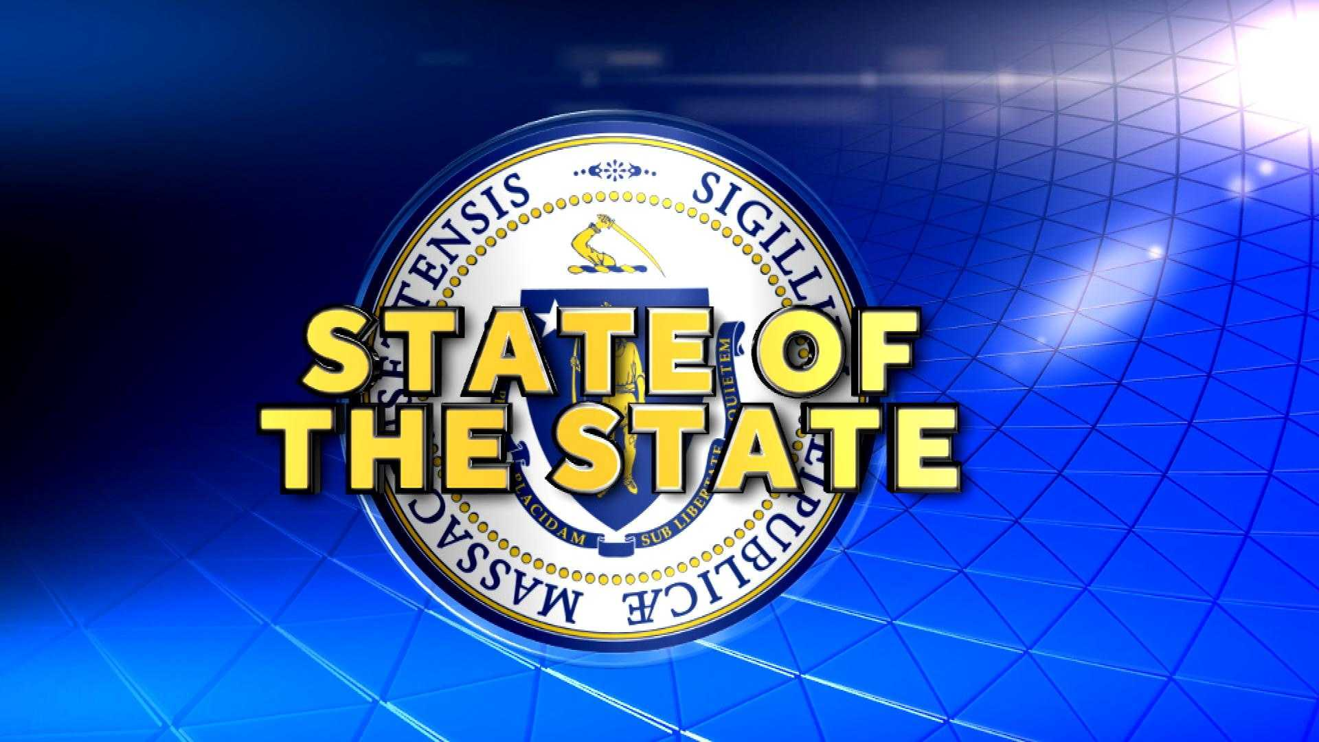 Image: State of the State