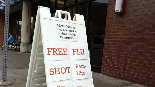 Flu clinic - Boston