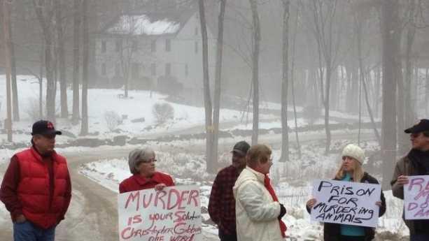 NH protestors