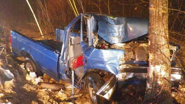 Readfield Maine Fatal Crash