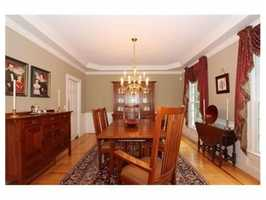 The home has 6,203 square feet,