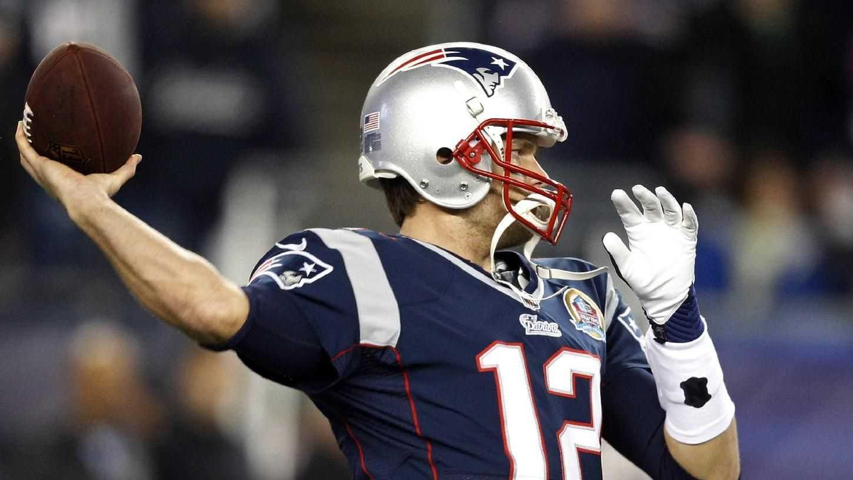 Tom Brady Passing AP