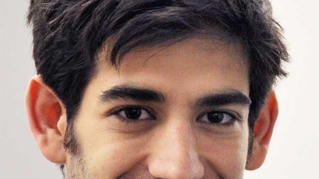 Aaron Swartz AP Photo