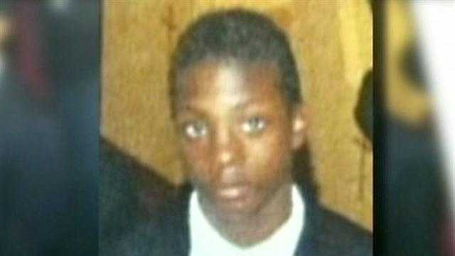 Boy,13, says God spared his life after shooting