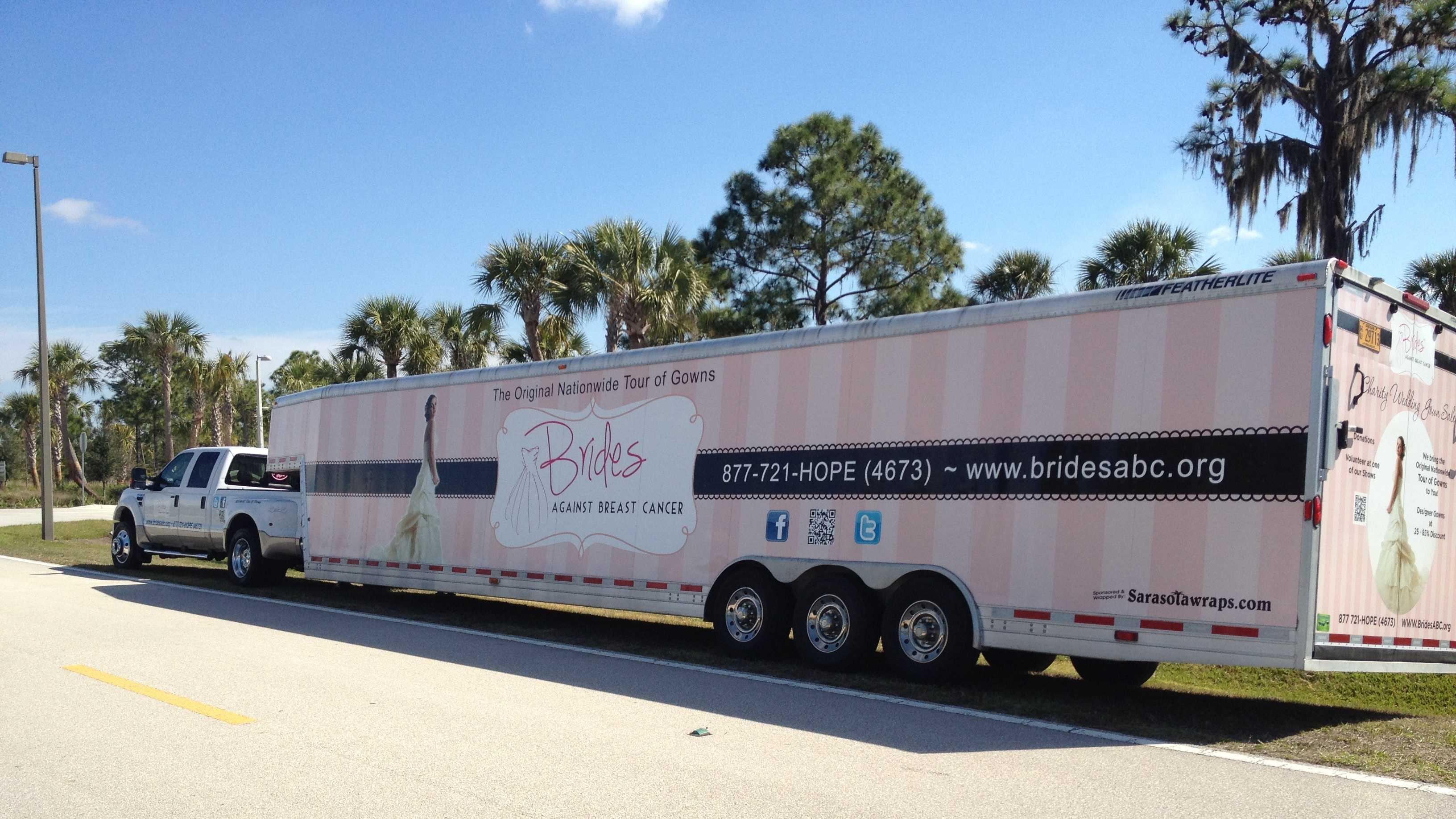 Big Pink Truck
