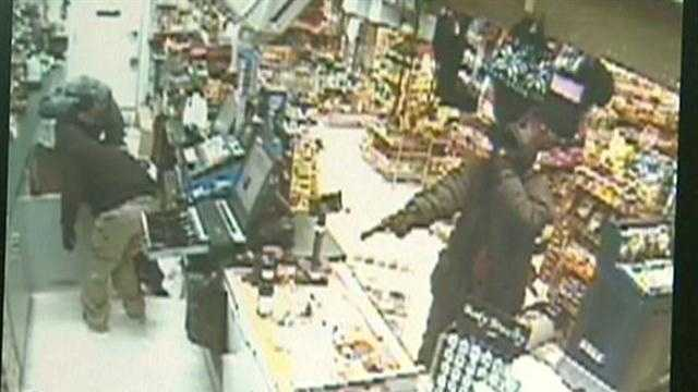 Police capture armed robbers inside Lawrence market