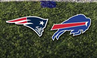 Week 1 - Sun, Sept. 8: The Patriots open up the season on the road, against the Buffalo Bills.