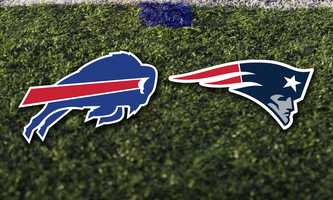 The Patriots will host their AFC East rival Buffalo Bills. Date TBD.