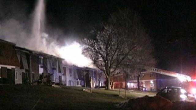 UMass student killed in condo fire