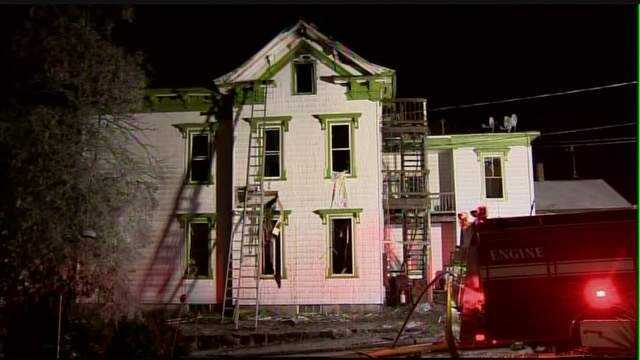 Putnam Fire Children Killed