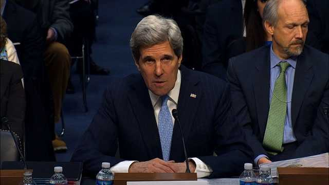 John Kerry nomination hearing