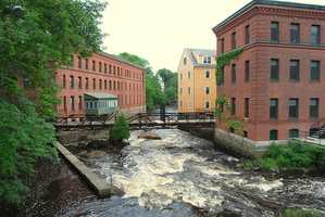 The Boston Collegiate Charter School District in Dorchester had no dropouts in 2012.