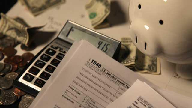 Taxes, 1040EZ