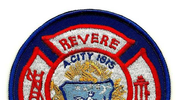 Revere Fire Department Patch