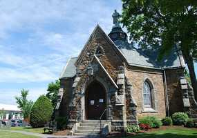 3. (tie) The Foxborough school district had a 99 percent graduation rate in 2012