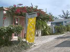 Briland, as the locals call it, was the Bahamas first capital.