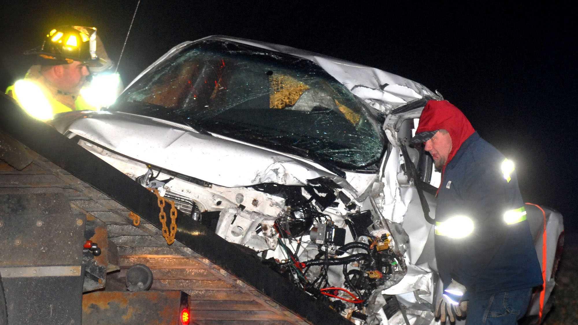 Wareham crash