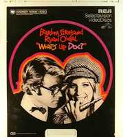 """The scene in """"What's Up Doc,"""" when Barbara Streisand and Ryan O'Neal hop on the bike."""