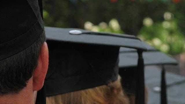 commencement, graduation