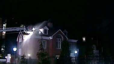 Portsmouth Condo Fire