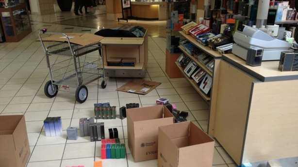 Counterfeit fragrances