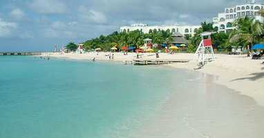 8. Jamaica -- 1.5 million Americans traveled to Jamaica in 2011