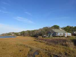 50.) Seconsett Island -- 50.6 percent