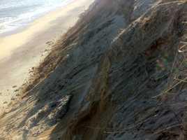 Wellfleet erosion