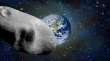 The asteroid will only be view-able to people living in eastern Europe, Asia and Australia.
