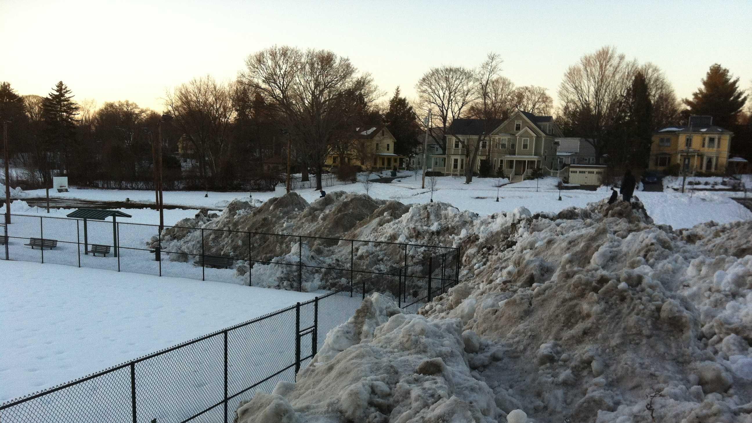 Newton Snow Dump