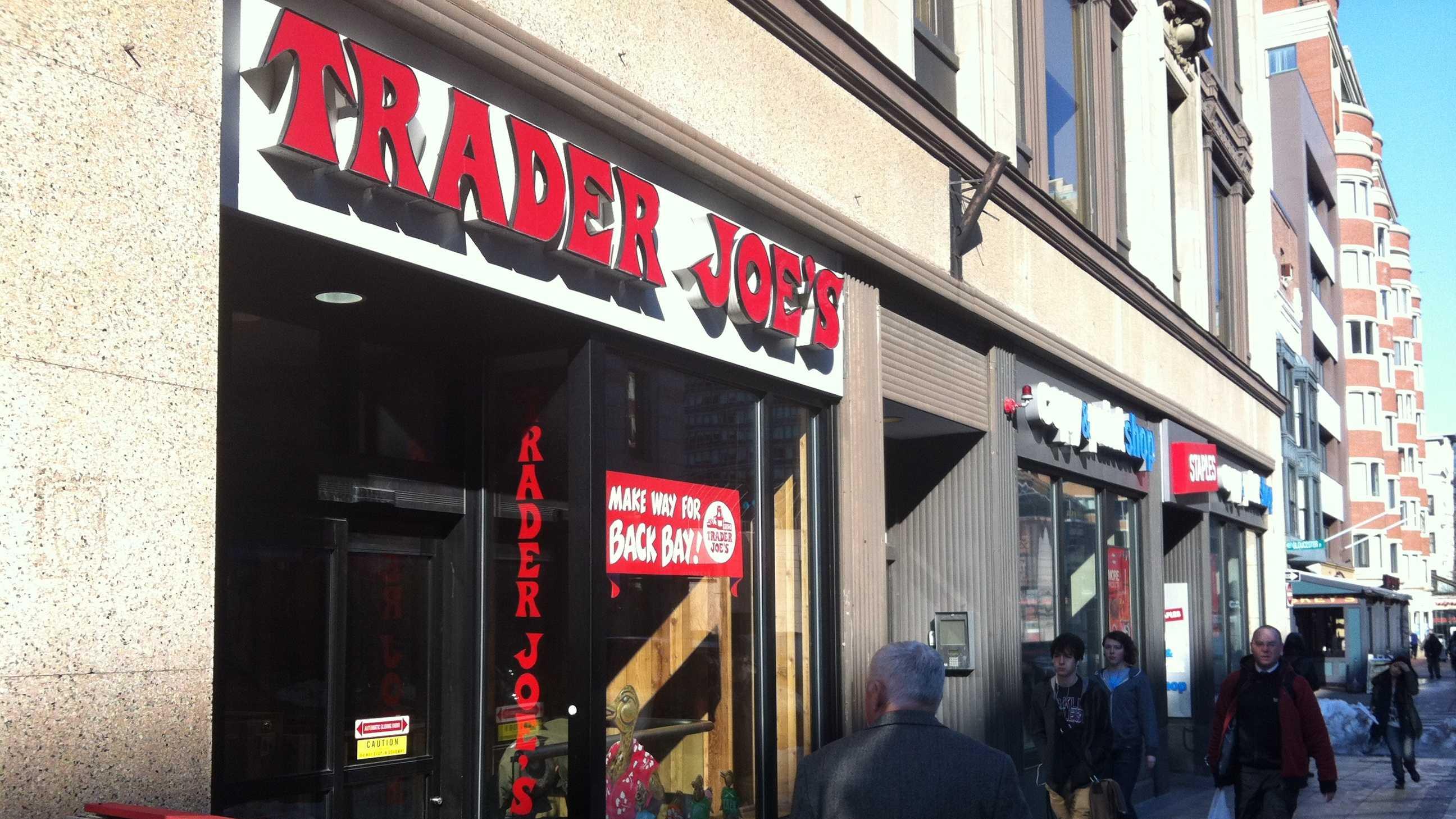 trader joes, boston