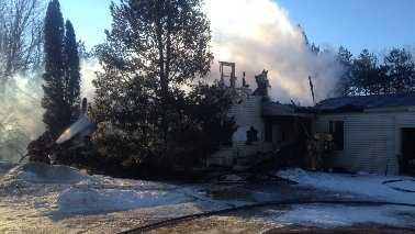Strafford Fire