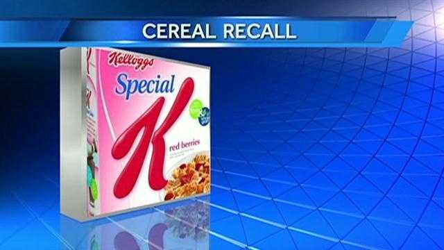 Special K recall