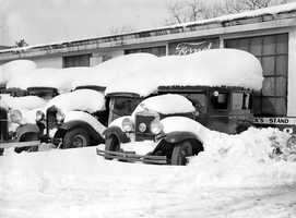 The month featured bitterly cold temperatures (reaching as low as -18º) as well as a number of snowstorms.