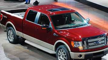 7. Ford F-Series