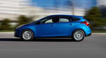 21. Ford Focus