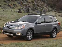 12. Subaru Outback