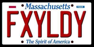 Rejected: FXYLDY (Foxy Lady)Registry's reason: DENIED - OBSCENE