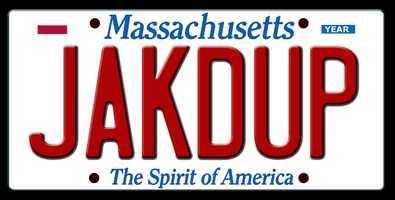 Rejected: JAKDUP (Jacked up)Registry's reason: OBSCENE
